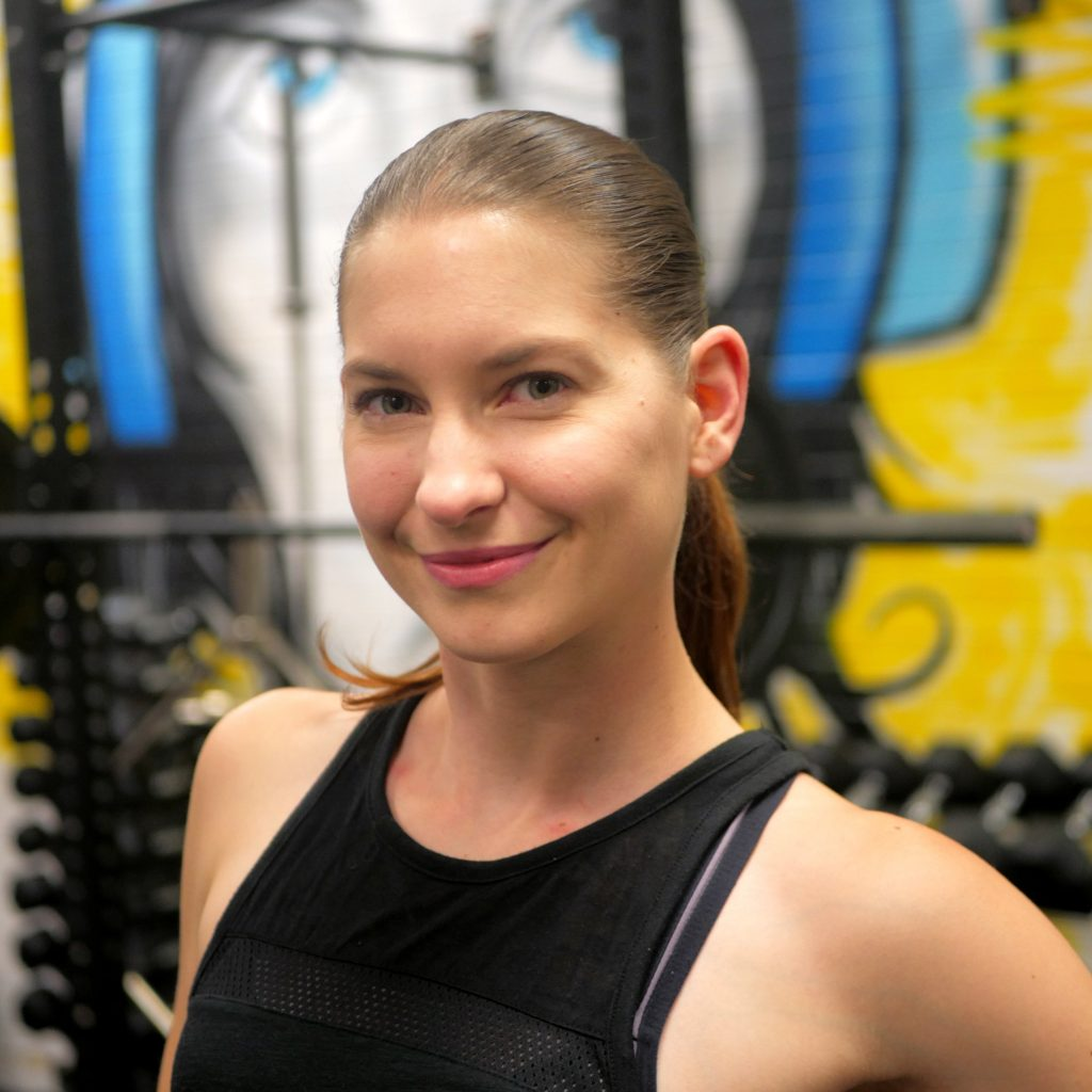 Eva Niedzwiedz Personal Trainer North Perth Konquer Fitness Perth's Best Gym